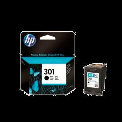 Cartucho negro HP nº301