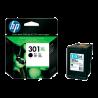 Cartucho negro HP nº301 XL