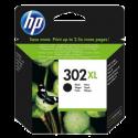 Cartucho negro HP nº302 XL