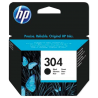 Cartucho negro HP nº304